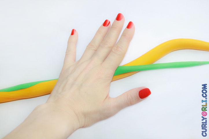 Make Your Own Plasticine Snake